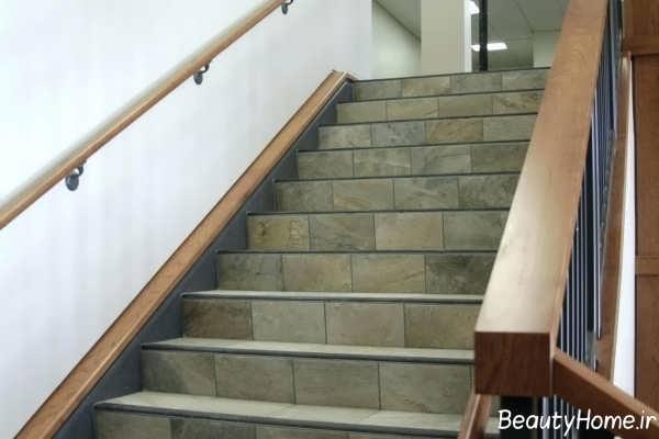 سرامیک راه پله زیبا