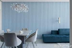 طراحی شیک و زیبا خانه آپارتمانی