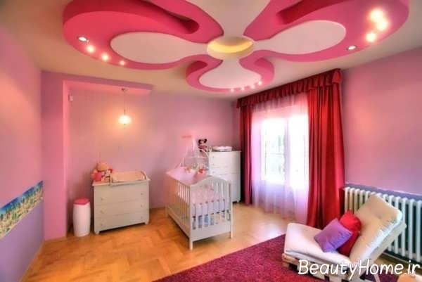 مدل لوستر برای اتاق کودک