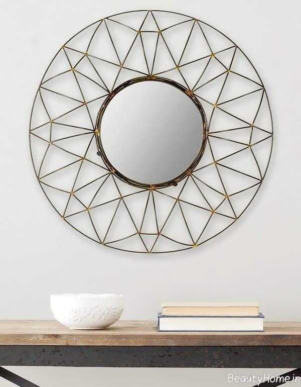 آینه گرد فانتزی