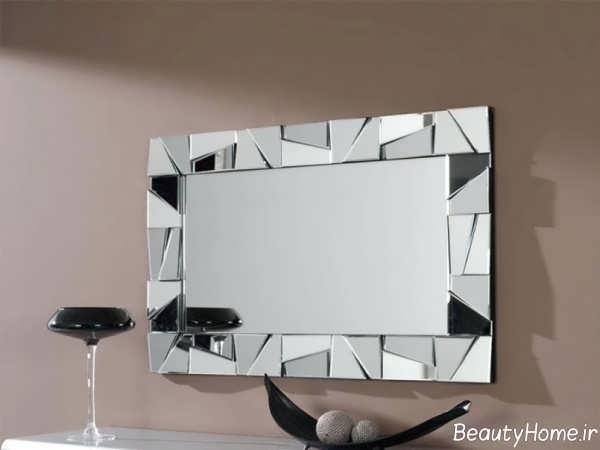 طرح آینه فانتزی