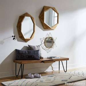 طرح آینه برای منزل