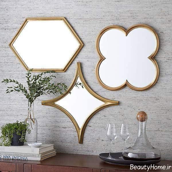 آینه زیبا و شیک