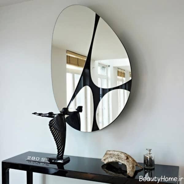 آینه شیک و فانتزی