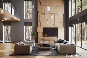 دیزاین داخلی اتاق نشیمن