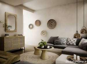 دیزاین داخلی خانه ویلایی