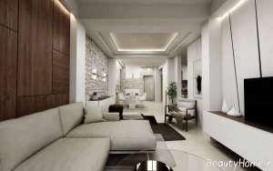 طراحی داخلی مدرن و شیک