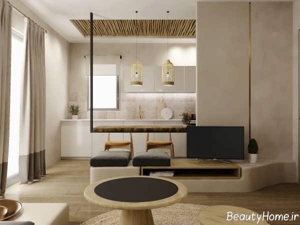 دیزاین داخلی مدیترانه ای