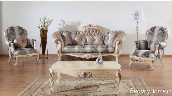 مدل مبل کلاسیک و زیبا