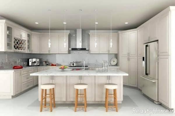 طراحی داخلی آشپزخانه