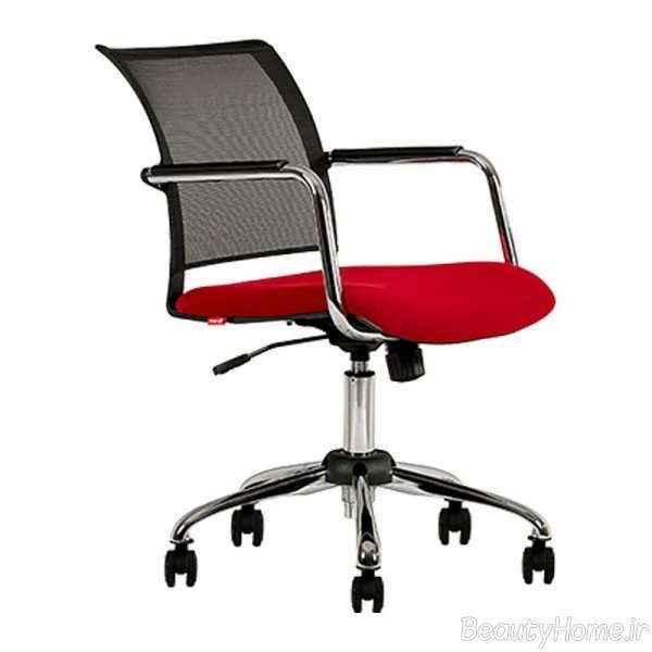 مدل صندلی چرخ دار کارمندی