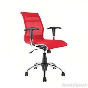 مدل قرمز صندلی کارمندی
