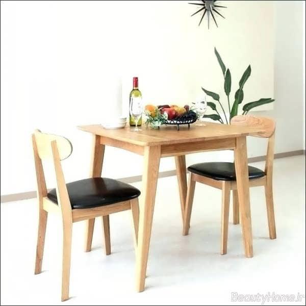 مدل میز غذاخوری ام دی اف