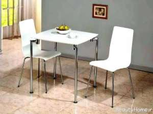 میز ناهارخوری سفید