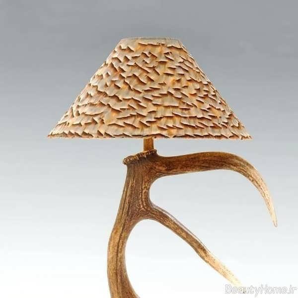 مدل آباژور چوبی شیک