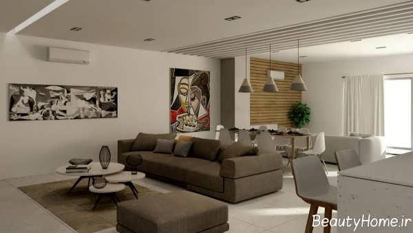 دیزاین داخلی ویلا