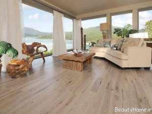 دکوراسیون داخلی منزل با چوب