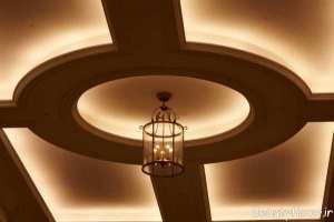نورپردازی برای سقف کناف