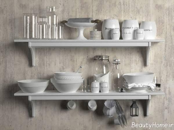 قفسه دیواری آشپزخانه