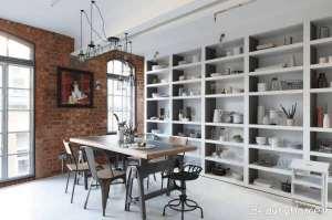 قفسه دیواری برای آشپزخانه