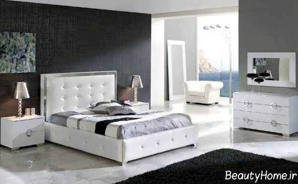 مدل سرویس خواب سفید