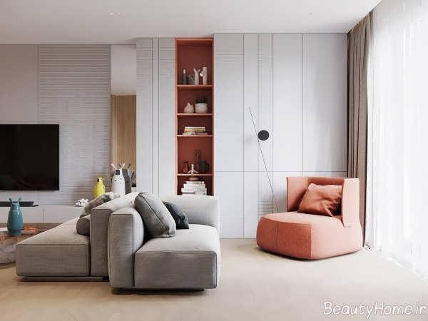 دکوراسیون داخلی خانه آپارتمانی