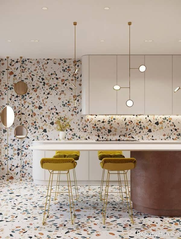 دیزاین داخلی خانه آپارتمانی