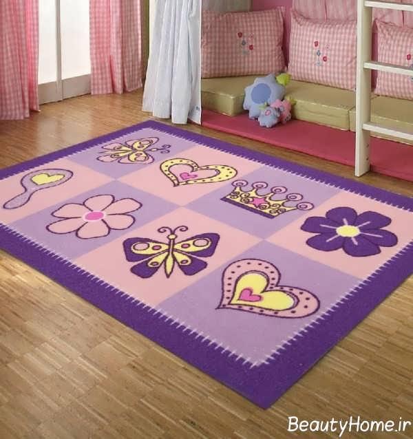 قالیچه اتاق کودک
