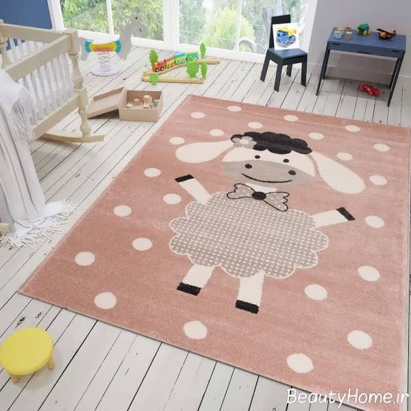 قالیچه فانتزی و شیک
