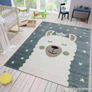 قالیچه فانتزی برای اتاق کودک