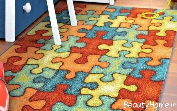 قالیچه پازلی