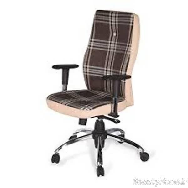 مدل پارچه ای صندلی کارمندی