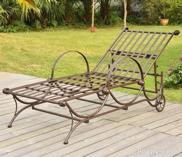 مدل صندلی فلزی