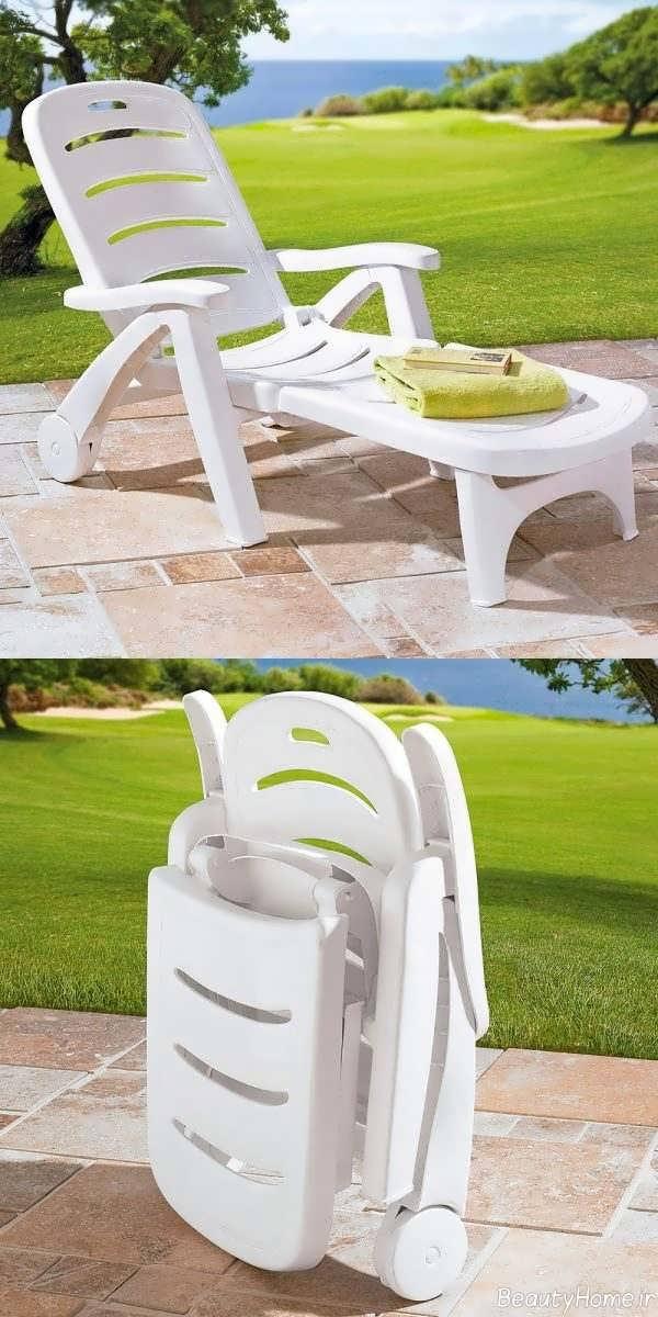 صندلی زیبا مخصوص استخر