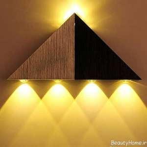 چراغ خواب چوبی