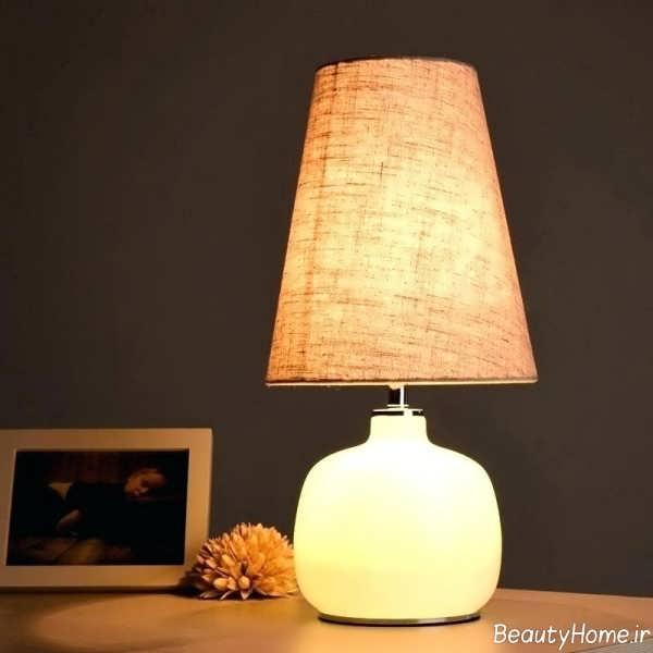 ۵۵ مدل چراغ خواب جدید و خاص برای خانه های مدرن و کلاسیک