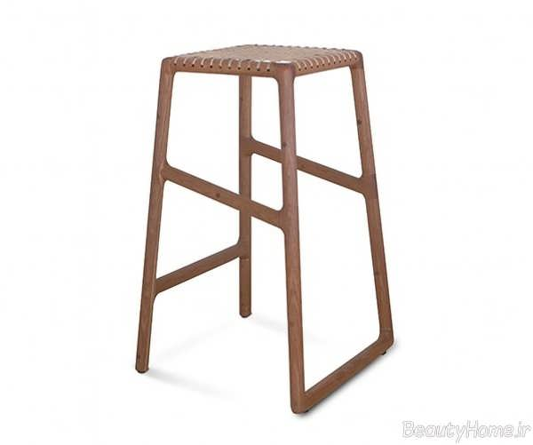 چهارپایه ساده و زیبا