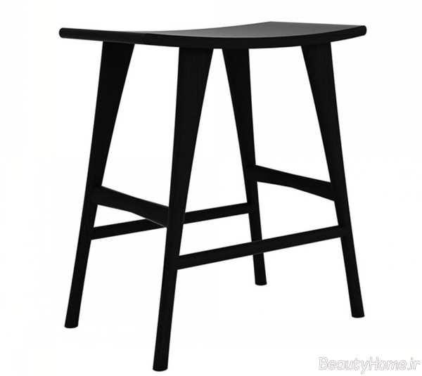 طرح زیبا و خاص چهارپایه