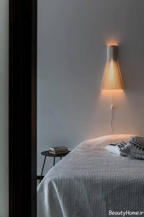 طرح آباژور برای اتاق خواب