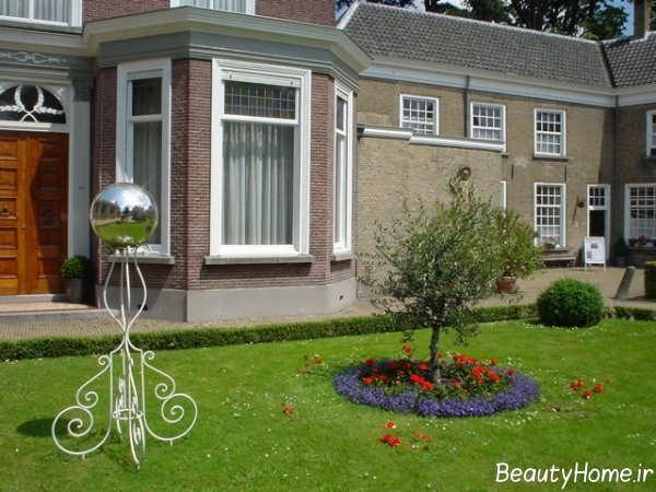 دیزاین باغچه