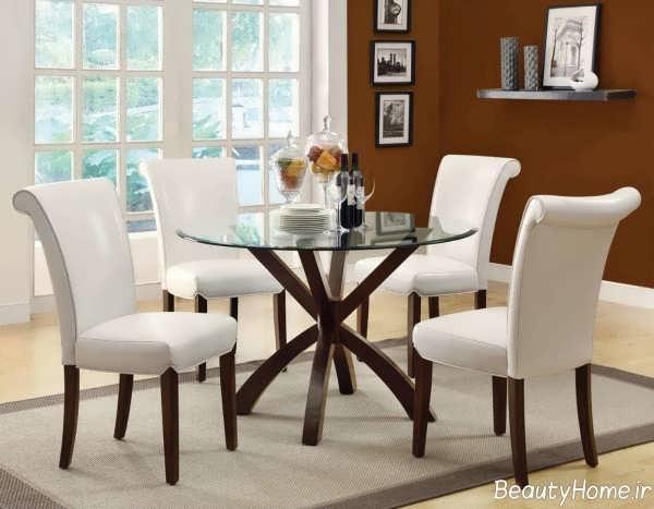 میز ناهارخوری کلاسیک