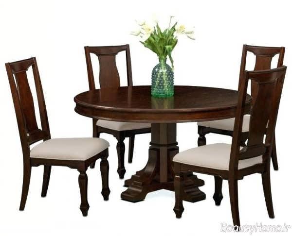 مدل میز ناهارخوری 4 نفره