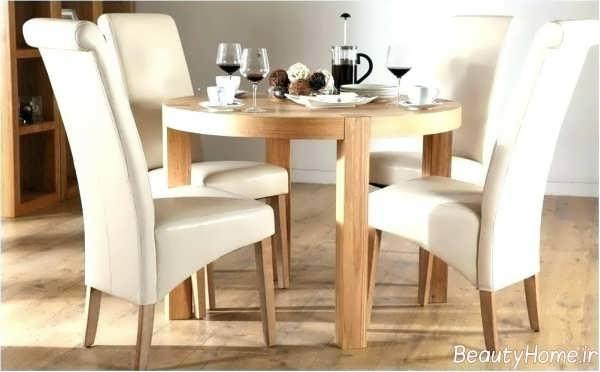 طرح میز ناهار خوری