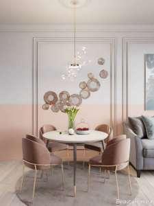 طراحی داخلی خانه 70 متری