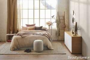 دکوراسیون زیبا اتاق خواب