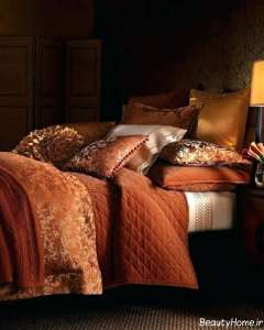 دکوراسیون گرم اتاق خواب