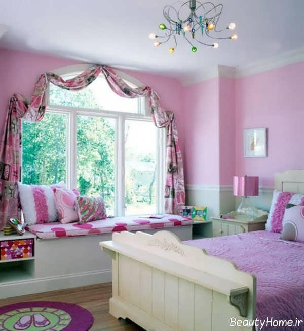 دیزاین اتاق خواب فانتزی