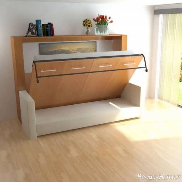 مدل تخت خواب تاشو