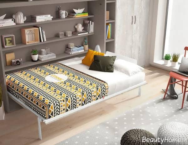 تخت خواب زیبا و یک نفره