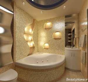 کناف سقف حمام